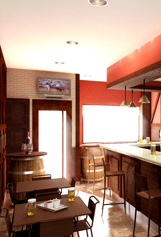 Bar-cafetería en Getafe