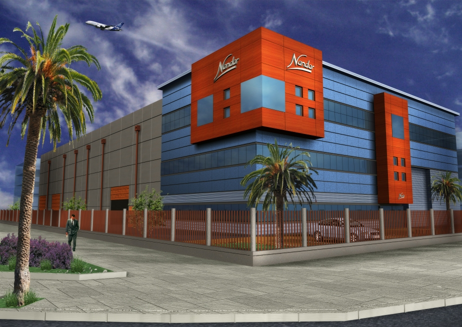 Edificio industrial con oficinas enGetafe