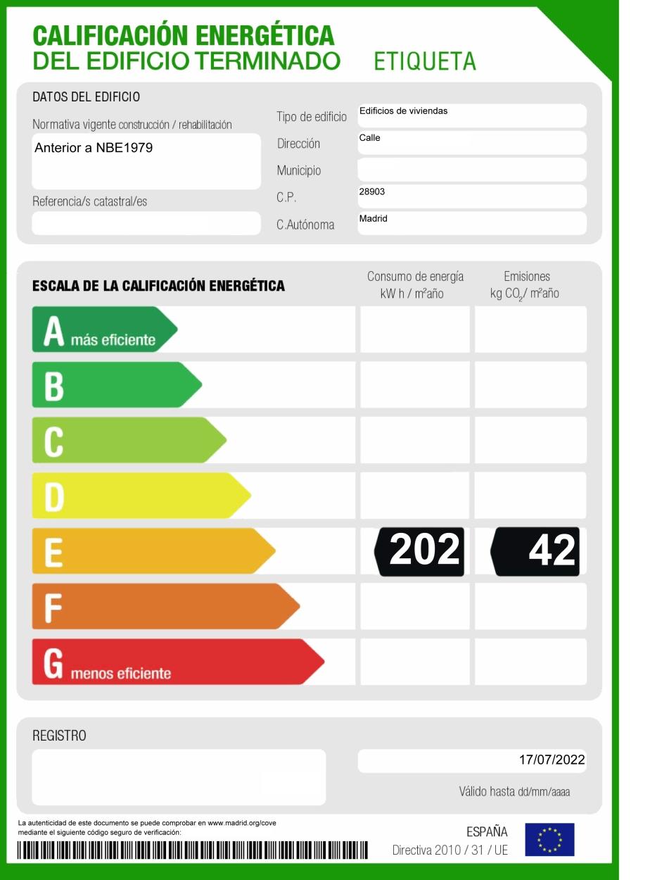El certificado de eficiencia energética: ¿qué eseso?